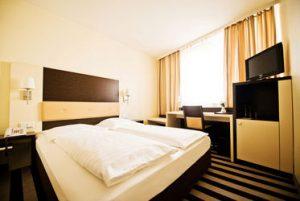 Bristol Hotel Zimmer